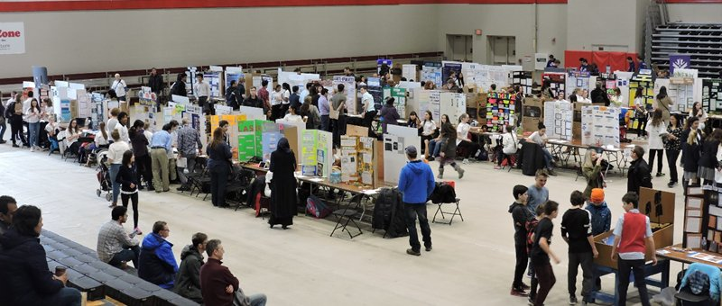 Budding naturalists: OFNC award winners at the science fair