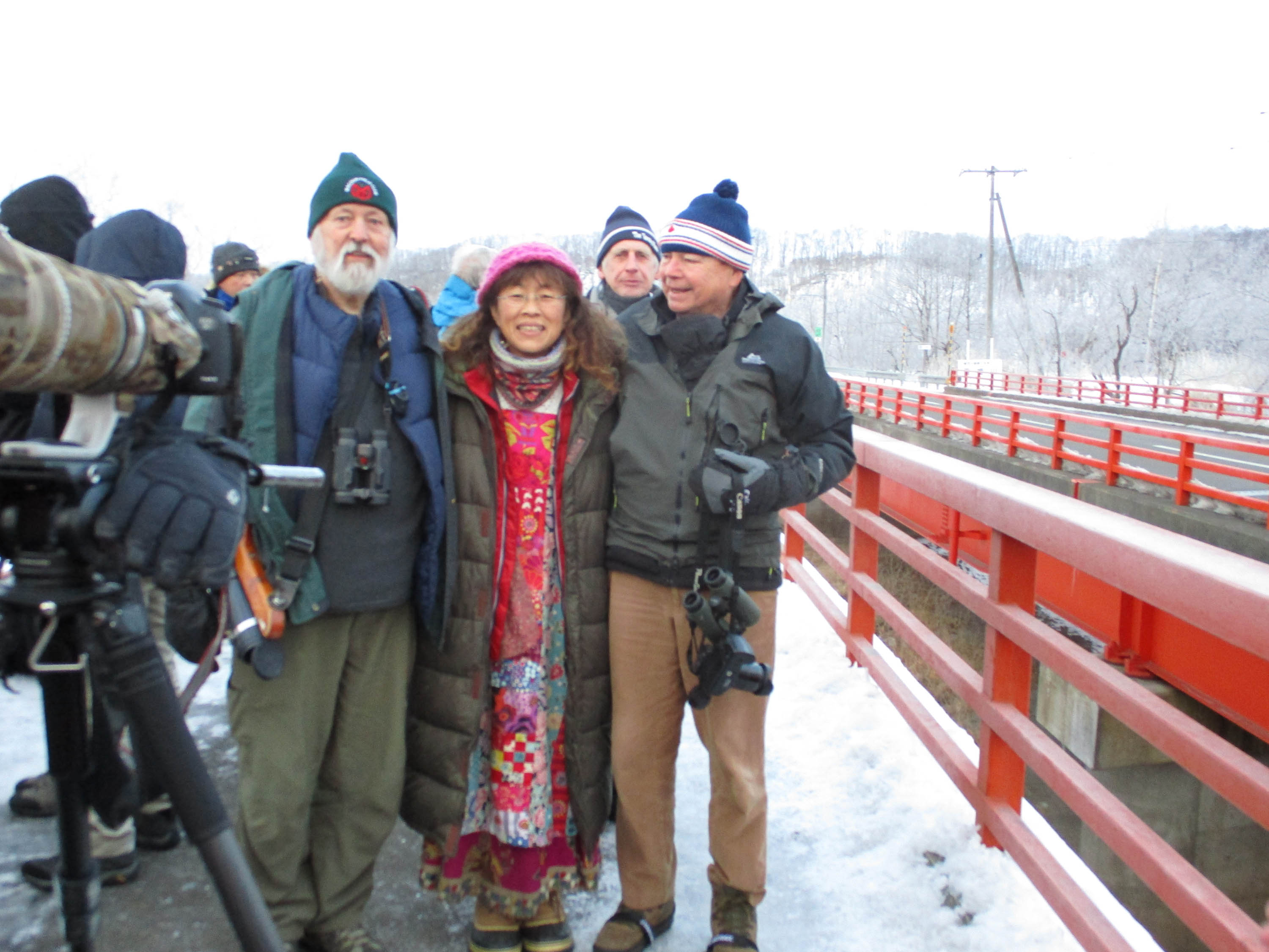 Wildlife in Japan with Roy John – postscript